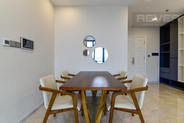 Phòng Ăn Căn hộ Vinhomes Golden River 2PN tầng cao, view đẹp, đầy đủ nội thất