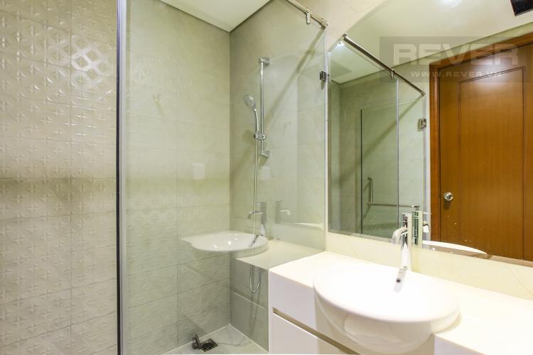 Phòng Tắm 2 Căn hộ Vinhomes Central Park 3 phòng ngủ tầng cao L2 đầy đủ nội thất