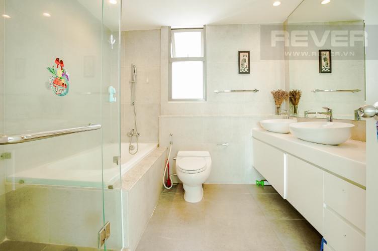 Phòng Tắm 1 Cho thuê căn hộ Riviera Point 2PN, tầng cao, đầy đủ nội thất, view sông thoáng mát