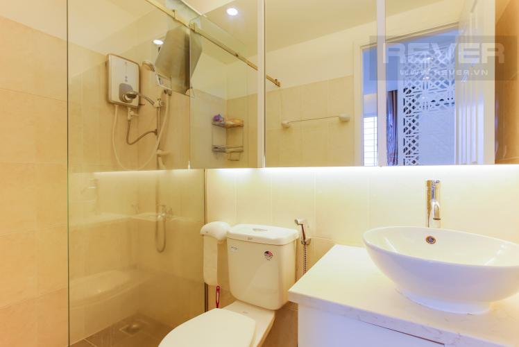 Phòng Tắm 1 Căn hộ tầng cao chung cư Bình Khánh thiết kế đẹp, đầy đủ tiện nghi