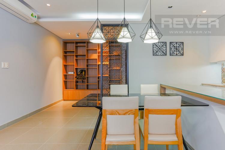 Phòng Ăn Căn hộ Sunrise City 2 phòng ngủ tầng cao W2 view hồ bơi