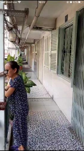 Bán căn hộ chung cư Nguyễn Thiện Thuật phường 1 quận 3, 2 phòng ngủ, diện tích 35.59m2
