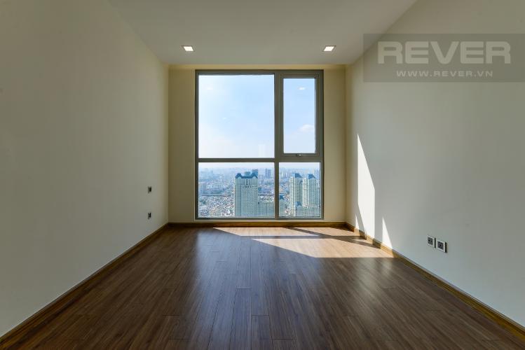 Phòng Ngủ 1 Căn hộ Vinhomes Central Park 2 phòng ngủ, tầng cao P7, chưa có nội thất