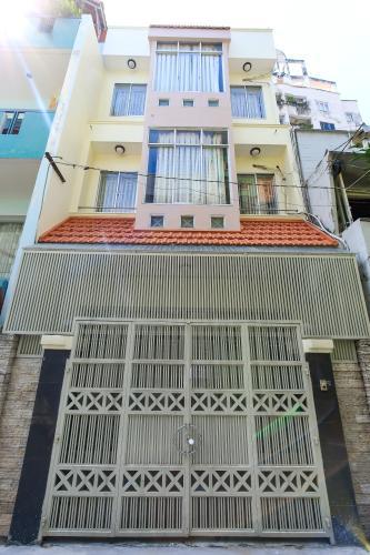 Nhà phố đường Đặng Văn Ngữ, Phú Nhuận hẻm yên tĩnh, thông thoáng