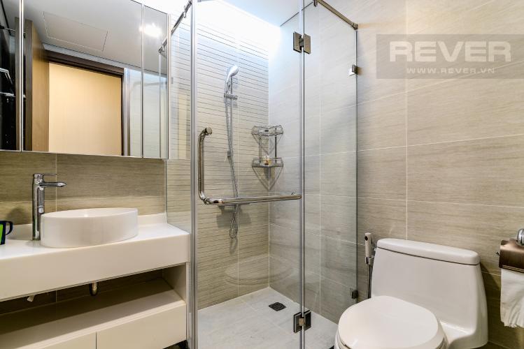 Phòng Tắm 2 Căn hộ Vinhomes Central Park 2 phòng ngủ tầng trung P2 hướng Đông Bắc