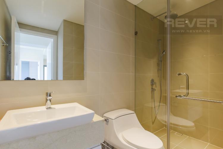 Phòng Tắm 1 Cho thuê căn hộ Đảo Kim Cương - Diamond Island 2PN, tháp Canary, đầy đủ nội thất, view sông thoáng mát