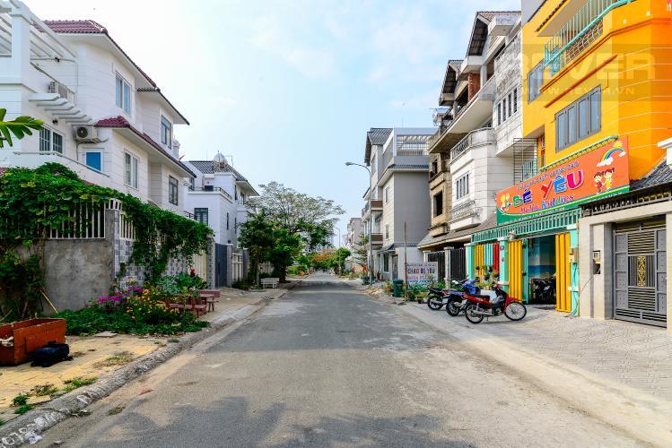 Lộ Giới Bán nhà phố KDC Khang An - Phú Hữu - Quận 9, 3 tầng, diện tích 149m2, sổ hồng chính chủ