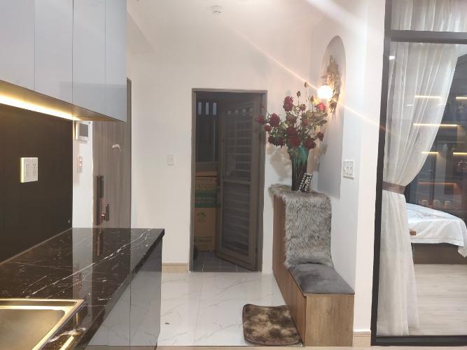 Căn hộ Saigon South Residence nội thất đầy đủ, thiết kế sang trọng.