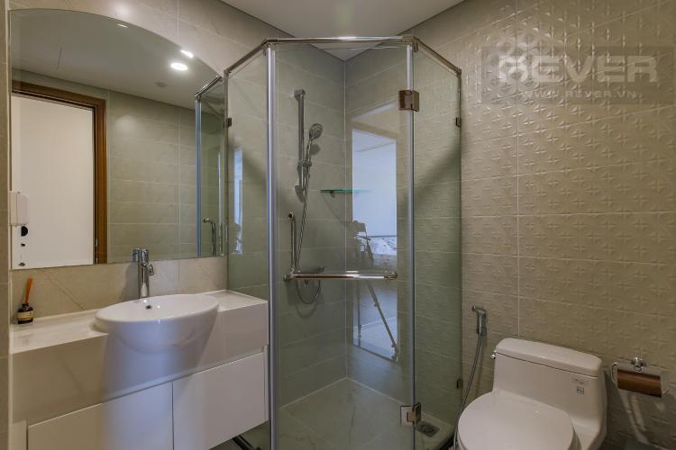 Phòng Tắm 1 Bán căn hộ Vinhomes Central Park 2PN, tầng cao, nội thất đầy đủ, view sông thoáng mát