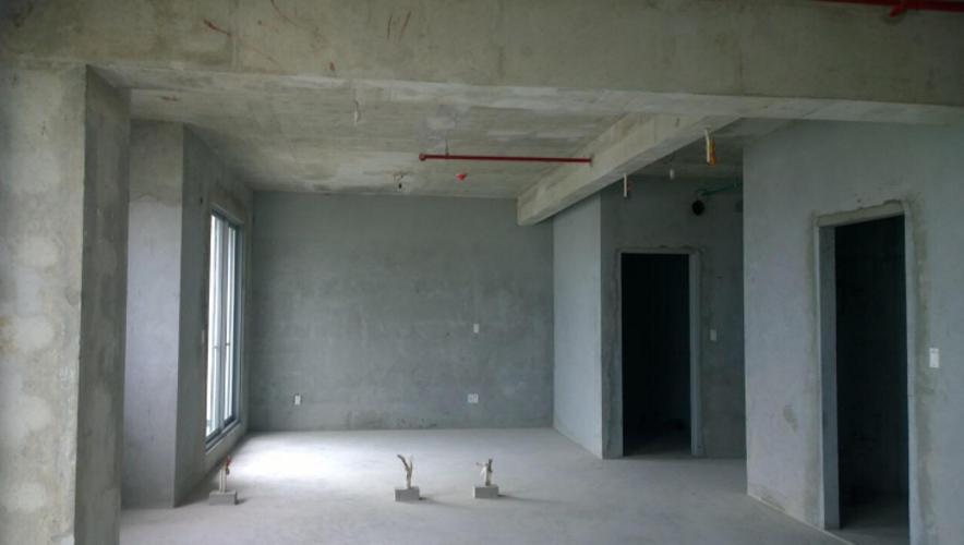 Phòng ngủ căn hộ Scenic Valley Căn hộ Scenic Valley tầng thấp bàn giao thô không có nội thất.