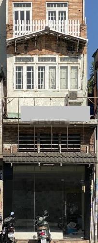 Nhà mặt tiền trung tâm Tân Bình, hướng Tây, diện tích 50m2.