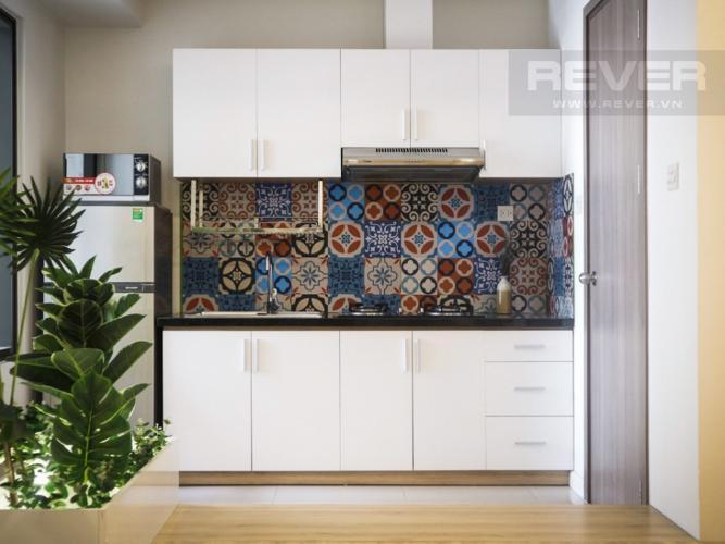 Bếp Bán căn hộ Icon 56 1 phòng ngủ, tầng thấp, đầy đủ nội thất, view kênh Bến Nghé