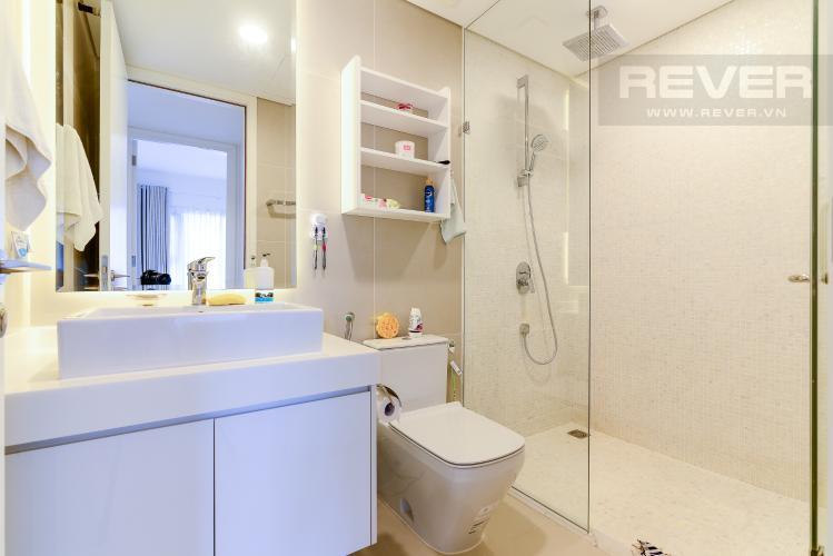 Phòng Tắm Bán hoặc cho thuê căn hộ Gateway Thảo Điền 1 phòng ngủ, diện tích 59m2, đầy đủ nội thất, view công viên nội khu
