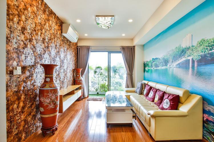 Bán căn hộ Masteri Thảo Điền tầng thấp, 2PN, đầy đủ nội thất, có sổ hồng