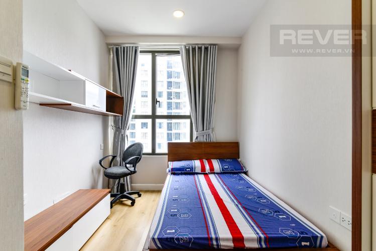 Phòng  Ngủ 1 Cho thuê căn hộ Icon 56 3PN, tầng trung, đầy đủ nội thất, view kênh Bến Nghé