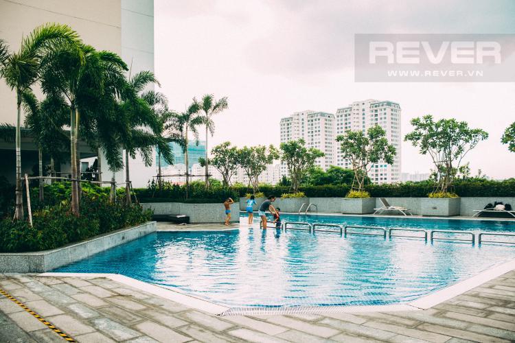 Tiện Ích Bán căn hộ Happy Residence 3PN, tầng thấp, block A, đầy đủ nội thất, view mặt phố
