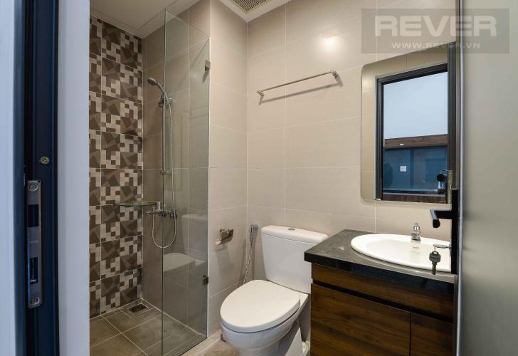 Toilet Bán office-tel The Sun Avenue diện tích 44m2, không vướng cột, nội thất cơ bản
