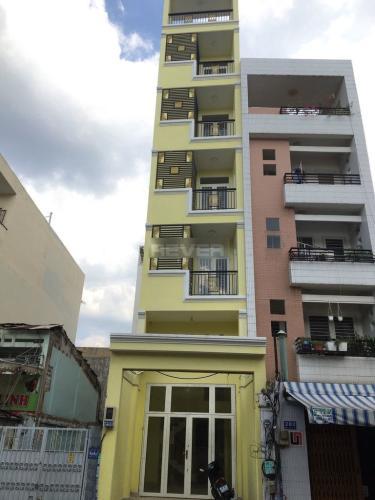 Nhà phố mặt tiền đường Nguyễn Văn Đậu diện tích sử dụng 270m2