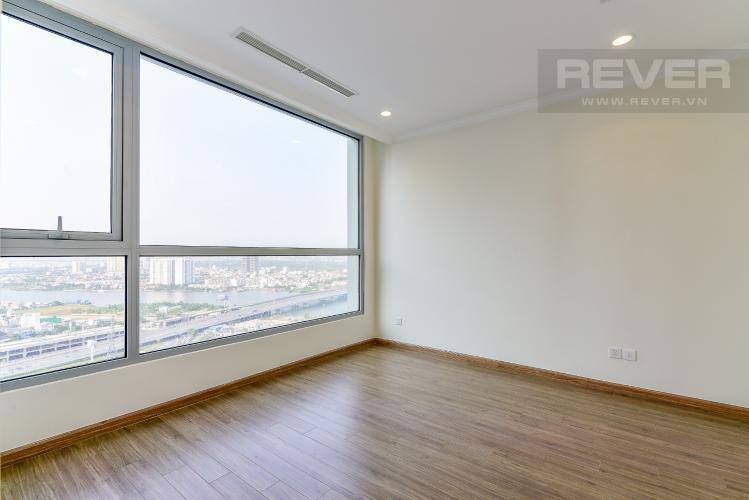 Phòng Ngủ 2 Căn hộ Vinhomes Central Park 4 phòng ngủ tầng cao L1 view sông