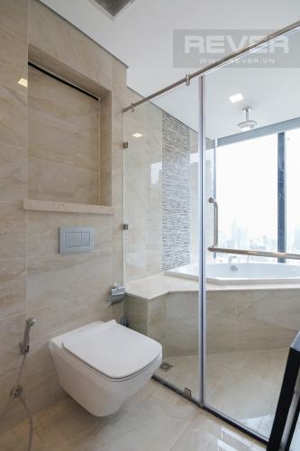 Phòng Tắm 1 Cho thuê căn hộ Vinhomes Golden River 4PN, tầng cao, đầy đủ nội thất, view trực diện sông Sài Gòn