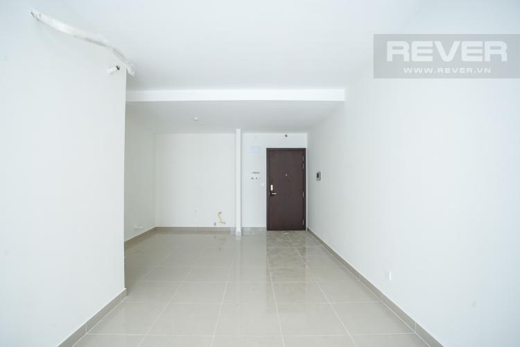 Phòng Khách Bán căn hộ Sunrise Riverside 3PN, tầng thấp, diện tích 81m2, không có nội thất