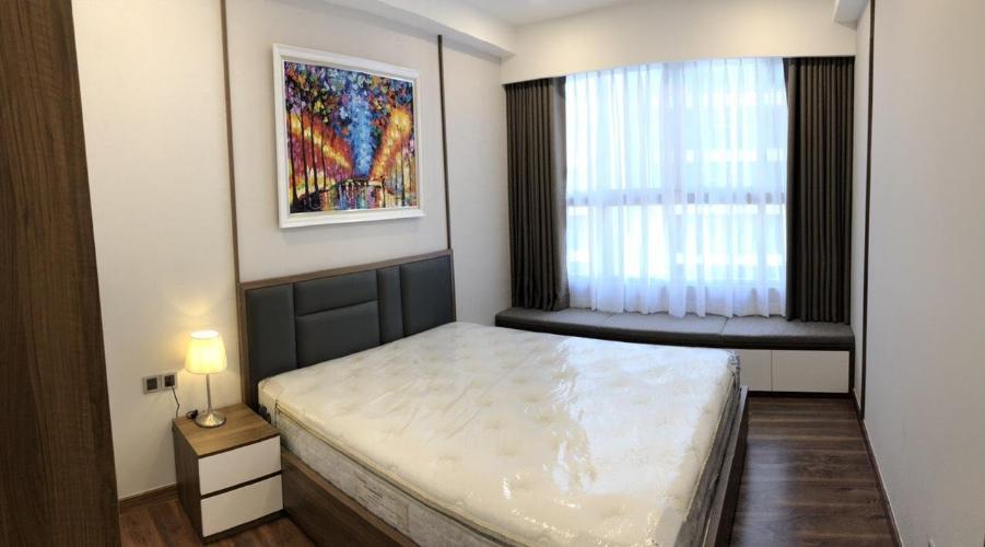 phòng ngủ căn hộ Phú Mỹ Hưng Midtown Căn hộ Phú Mỹ Hưng tầng trung đầy đủ nội thất sang trọng.