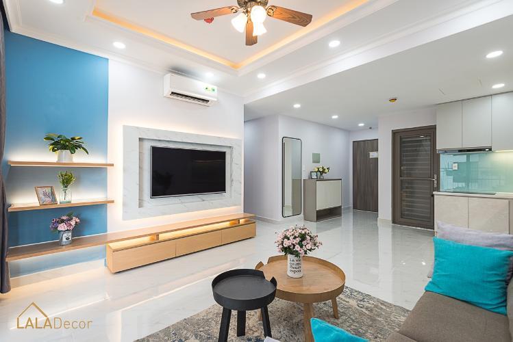 Cho thuê căn hộ 3 phòng ngủ Saigon South Residence, diện tích 100.35m2, thiết kế hiện đại, đầy đủ nội thất.