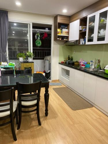 Phòng bếp Starlight Riverside, Quận 6 Căn hộ Starlight Riverside tầng trung, ban công hướng Bắc.