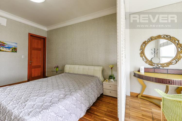 Phòng ngủ 1 Căn hộ The Manor 3 phòng ngủ tầng cao AE đầy đủ tiện nghi
