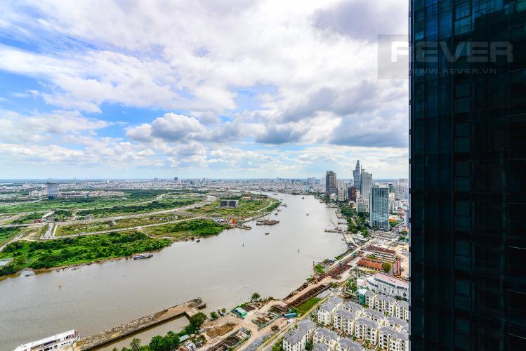 View Căn hộ Vinhomes Golden River tầng cao, 2PN, đầy đủ nội thất, view sông thoáng đãng