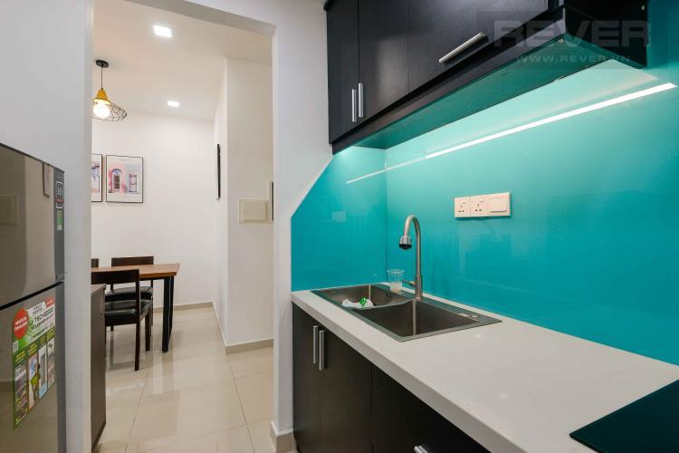 Bếp Bán căn hộ Vista Verde 1PN tầng cao, đầy đủ nội thất cao cấp, hướng Đông Nam mát mẻ