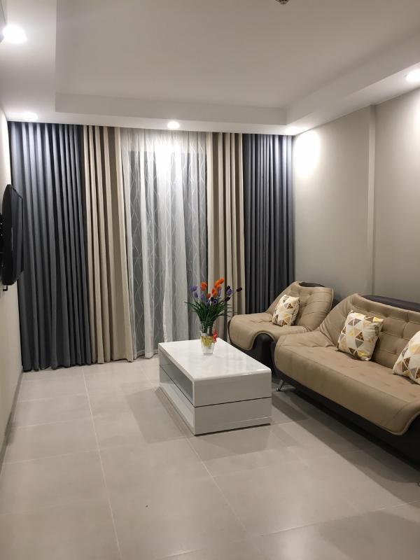 1.1 Bán căn hộ The Gold View 2 phòng ngủ, đầy đủ nội thất, view Quận 1