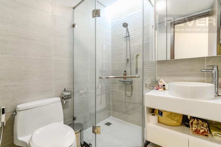Phòng Tắm 1 Căn hộ Vinhomes Central Park tầng trung view sông 2PN, full nội thất
