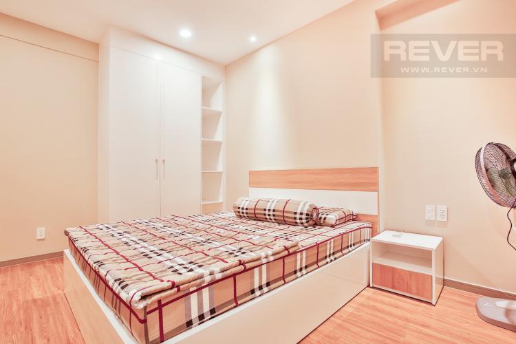 Phòng Ngủ 2 Căn hộ The Gold View 2 phòng ngủ hướng Tây Bắc tầng trung A2