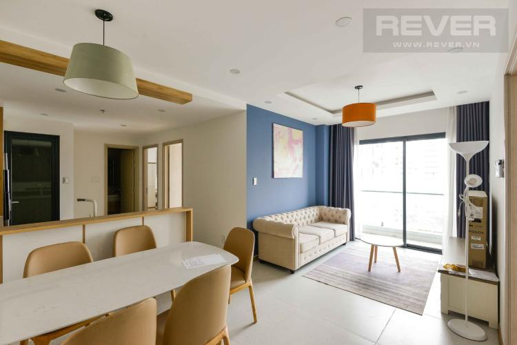Cho thuê căn hộ New City Thủ Thiêm 3PN, đầy đủ nội thất, ban công Đông Nam