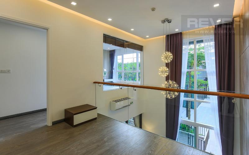 Tầng 1 Lofthouse Vista Verde 3 phòng ngủ tầng thấp T1 nội thất đầy đủ