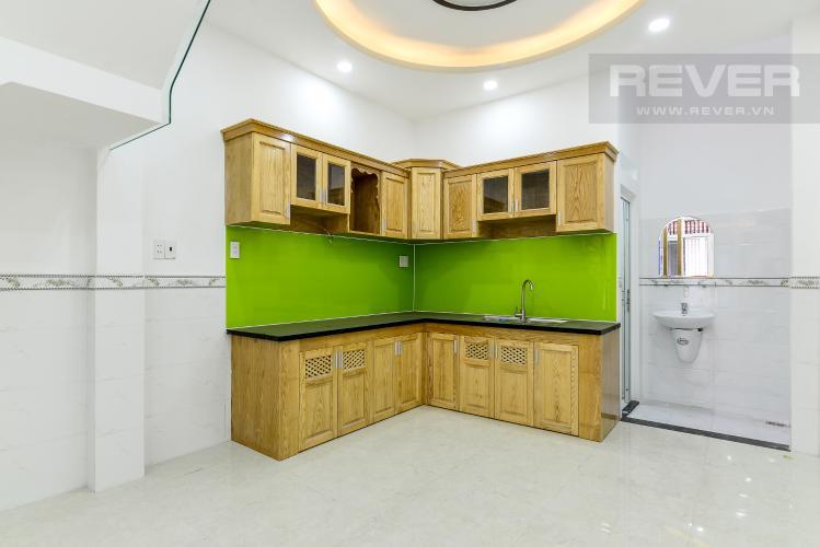 Nhà Bếp Bán nhà phố 2 tầng, 4PN, đường nội bộ Bùi Quang Là, nằm trong khu vực an ninh, yên tĩnh