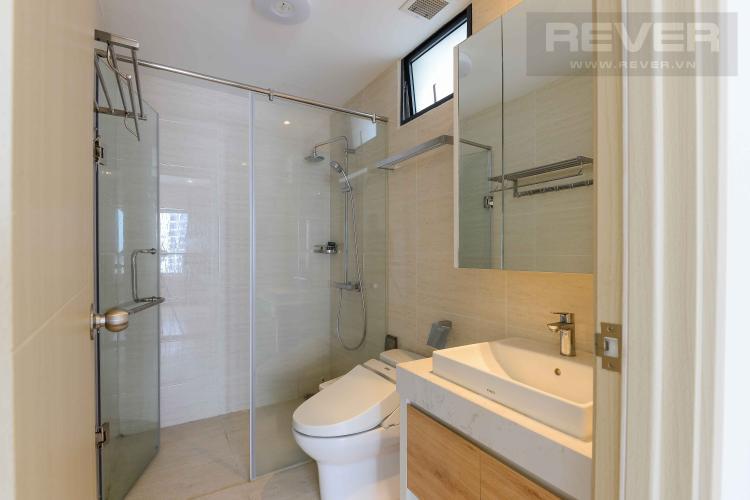 Toilet 2 Cho thuê căn hộ New City Thủ Thiêm 2PN, tháp Babylon, đầy đủ nội thất, view hồ bơi