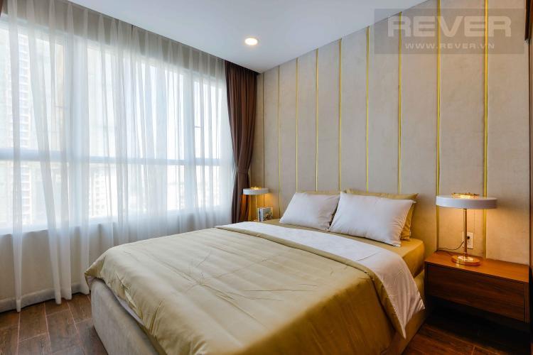 Phòng Ngủ 1 Bán căn Duplex Vista Verde 2PN, đầy đủ nội thất