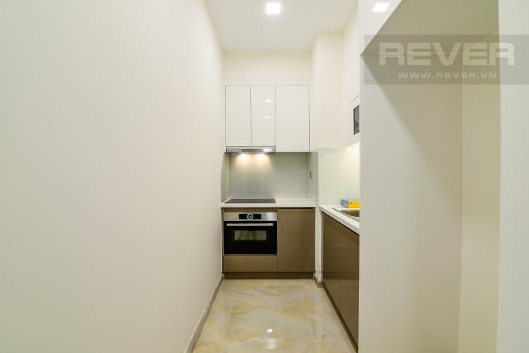 Nhà Bếp Officetel Vinhomes Golden River 1 phòng ngủ tầng cao A1 nhà trống