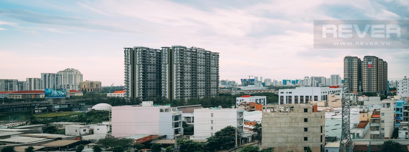 View 2 Bán căn hộ Luxcity tầng trung, 2PN, đầy đủ nội thất, view đẹp