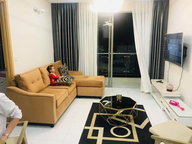 Bán căn hộ An Gia Skyline 2PN, diện tích 68m2, đầy đủ nội thất, ban công hướng Nam
