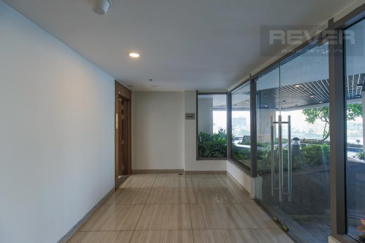 Hành Lang vào nhà Cho thuê căn hộ Masteri Millennium 3PN, diện tích 107m2, đầy đủ nội thất, view Bitexco