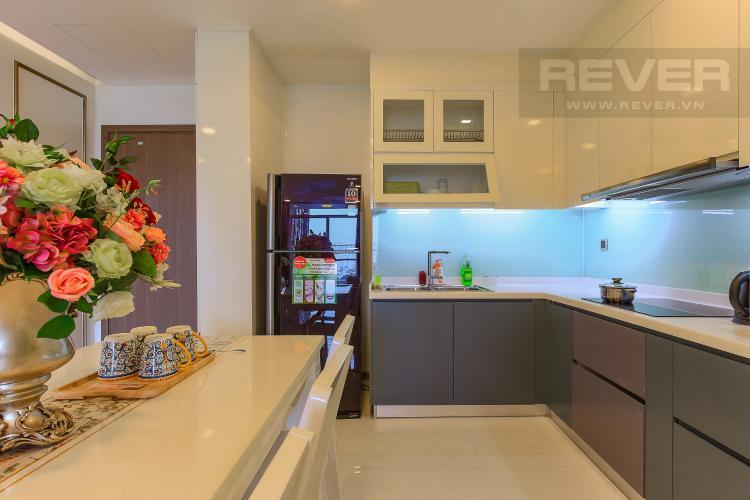 Phòng Bếp Căn hộ Vinhomes Central Park tầng thấp 2 phòng ngủ Park 6