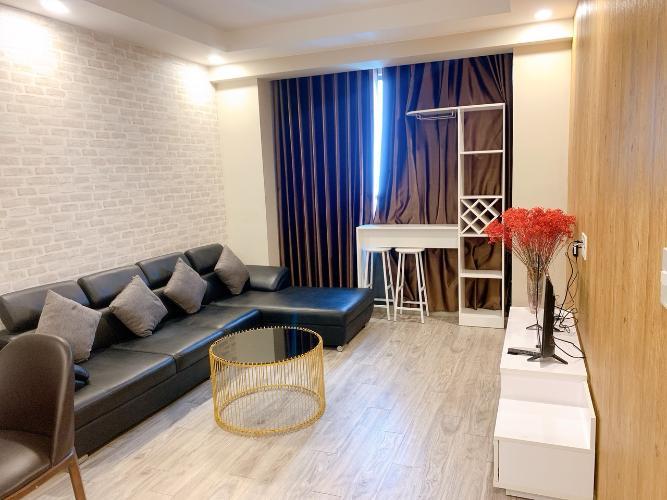 can-ho-THE-GOLD-VIEW Bán căn hộ The Gold View 2PN, đầy đủ nội thất, hướng Đông Nam, view nội khu