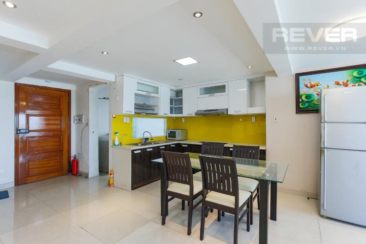 Phòng Bếp Duplex 3 phòng ngủ Phú Hoàng Anh tầng cao block C