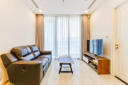 Căn hộ Vinhomes Golden River tầng cao, 2PN, đầy đủ nội thất, view đẹp
