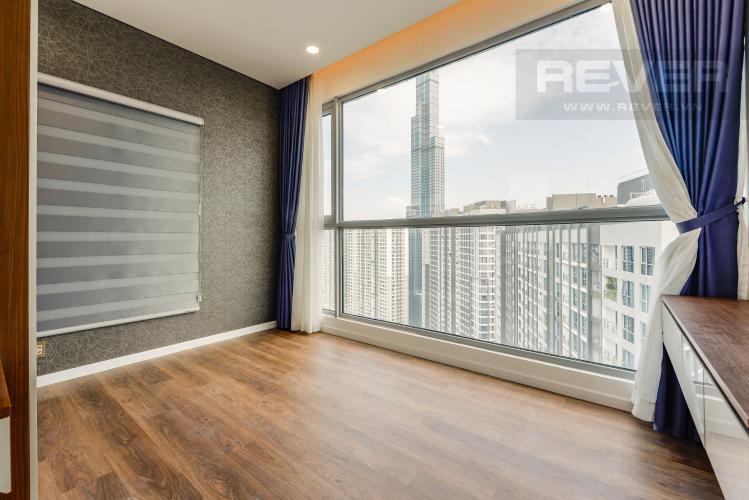 Phòng ngủ 3 Penthouse Vinhomes Central Park 2 phòng ngủ tháp C2