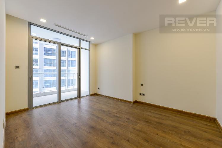 Phòng ngủ 1 Căn hộ Vinhomes Central Park 3 phòng ngủ tầng thấp Park 2