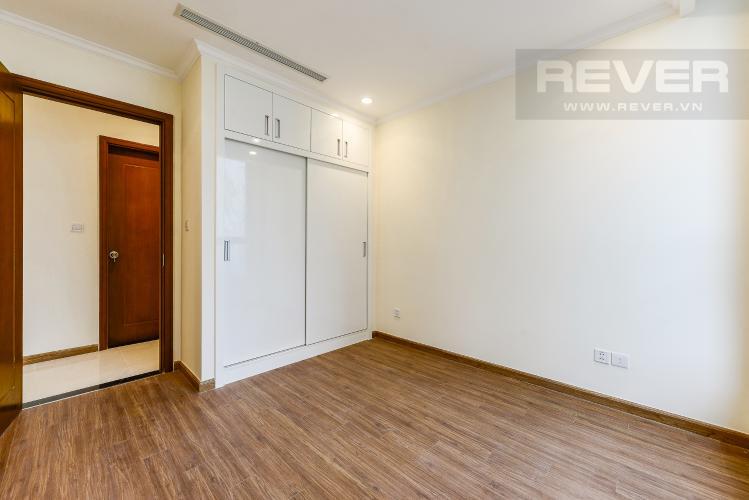 Phòng ngủ 3 Căn hộ Vinhomes Central Park 3 phòng ngủ tầng cao L4 view sông